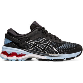 asics Gel-Kayano 26 Shoes Damer, black/heritage blue